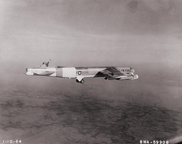 Фото №4 - 5 случаев, когда военные случайно теряли атомные бомбы