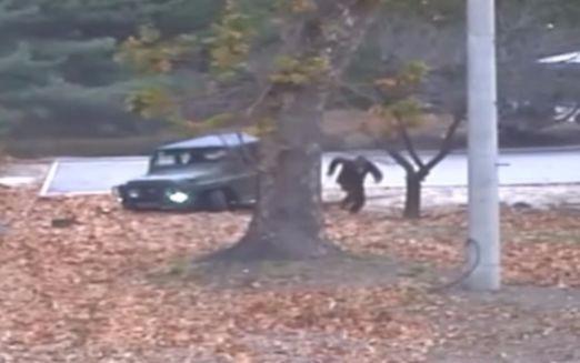 Фото №1 - Северокорейскиий военный дерзко бежит в Южную Корею, и это выглядит как шпионский боевик (ВИДЕО)