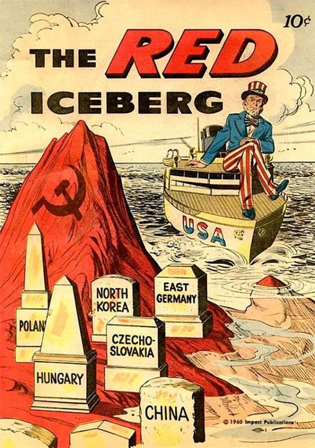 Фото №23 - 24 исторических плаката с антисоветской агитацией