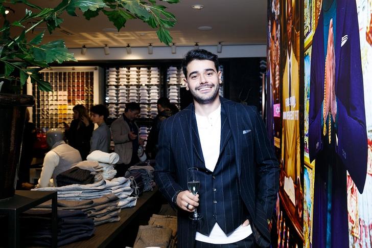 Фото №3 - Suitsupply открыл новый бутик на Большой Дмитровке