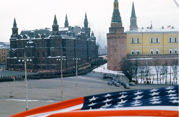 Фото №1 - 38 редких цветных фото СССР, сделанных американским «шпионом»