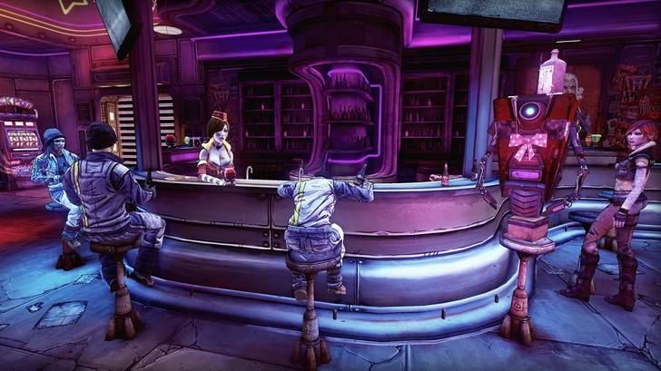 Фото №5 - Аддикция и предубеждение. 5 факторов, вызывающих зависимость от игры Borderlands: The Pre-Sequel!