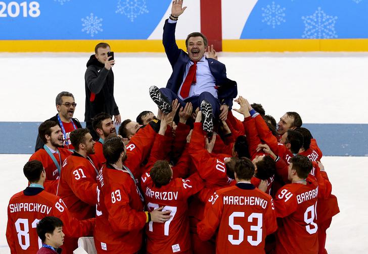 Фото №1 - Почему эта Олимпиада в Пхенчхане все-таки была крутой