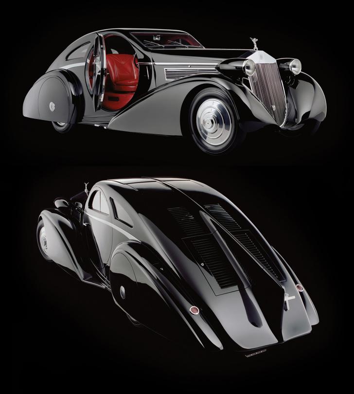 Фото №7 - Самый дорогой в мире Rolls-Royce построили для таинственного коллекционера