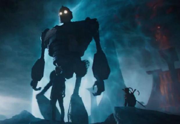 Фото №1 - Невероятный первый трейлер нового фильма Стивена Спилберга «Первому игроку приготовиться»