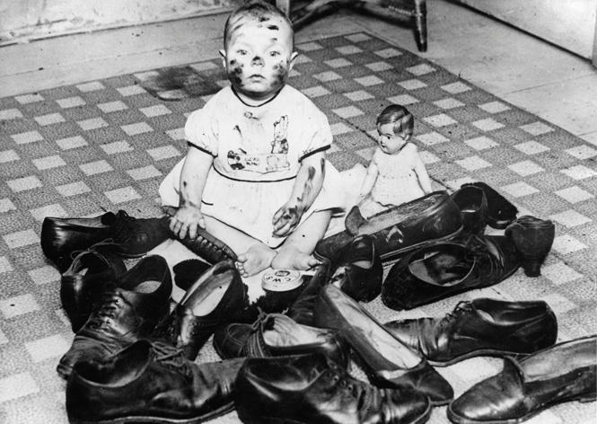 Фото №2 - Как правильно начистить ботинки