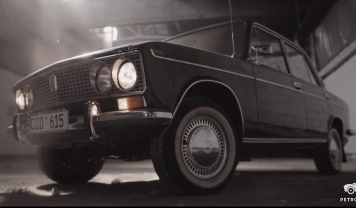 Фото №1 - Найдены «Жигули» 1975 года, простоявшие в гараже 40 лет! С пробегом меньше 150 километров! (Ностальгическое ВИДЕО)