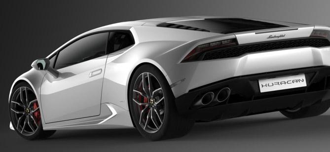 Фото №4 - Lamborghini Huracan — самый скотский конкурент Ferrari