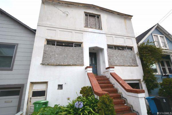 Самый дешевый дом в Сан-Франциско стоит полмиллиона долларов, и жить в нем невозможно!