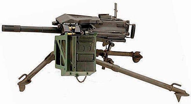 Автоматический гранатомет Мk.19