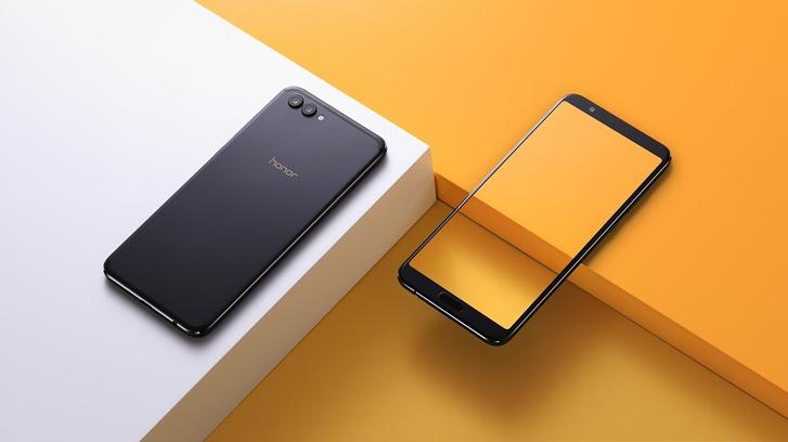 Фото №1 - Honor View 10: смартфон с искусственным интеллектом