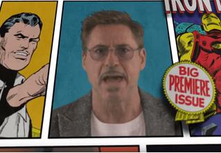 Актеры из «Мстителей» исполнили песню с кратким пересказом предыдущих фильмов Marvel (видео)