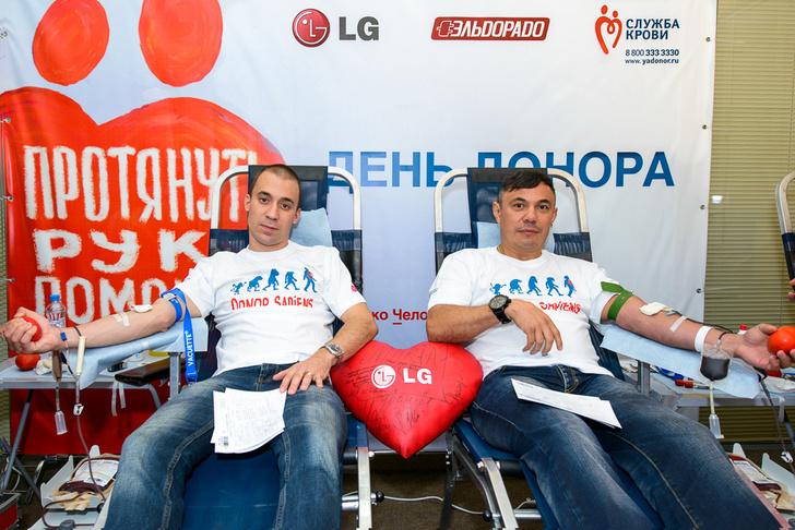 Фото №2 - 60 акций со дня революции в донорстве!