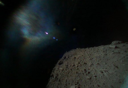 Японский корабль «Хаябуса 2» успешно достиг астероида Рюгу