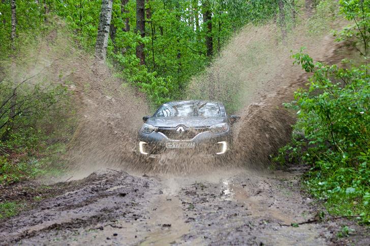Фото №5 - Почему Renault Kaptur это круче, чем ты думаешь