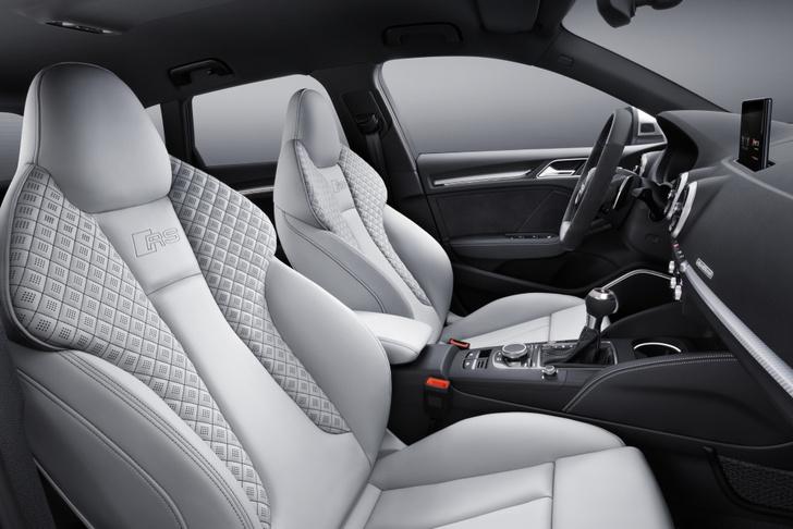Фото №4 - Audi RS3 задирает планку