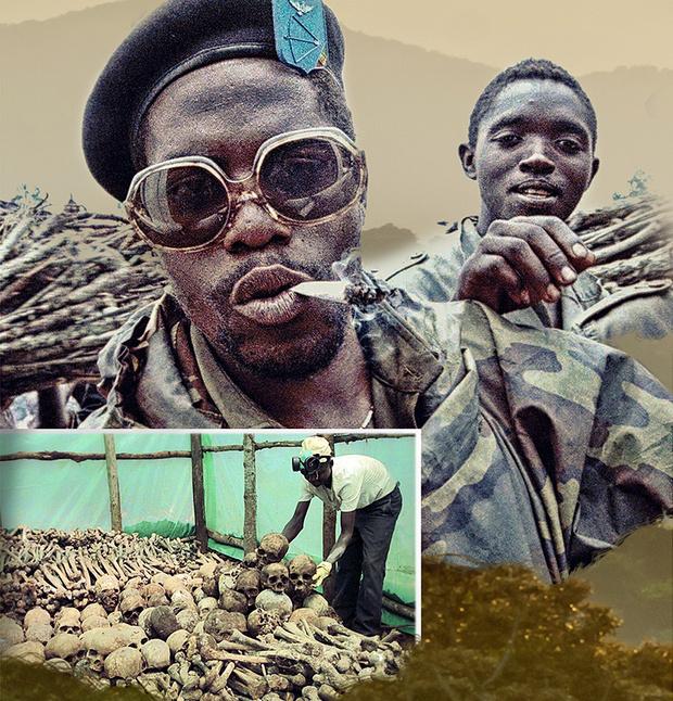 Фото №14 - Ночь тонких носов: история массового убийства одного руандийского племени другим