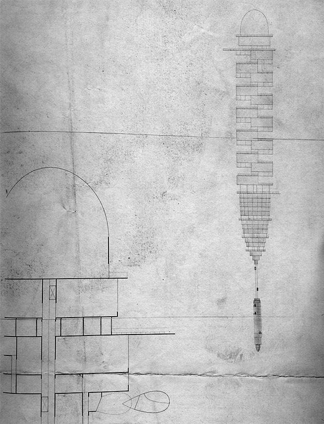Фото №5 - Советский проект летающего города