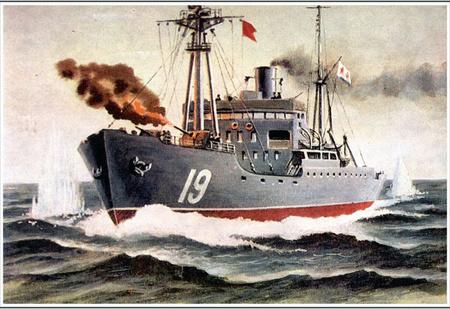 История необычного морского боя: фашистский крейсер против советского острова