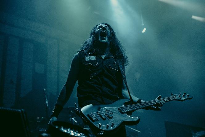 Как разверзался ад на концерте трэш-металлистов Slayer и Anthrax