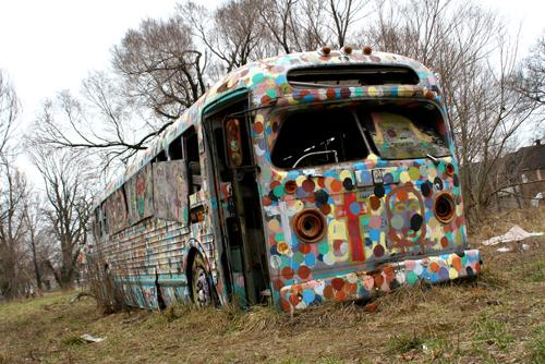 Фото №7 - Агония ржавых руин: как Детройт из великого города превратился в великую помойку