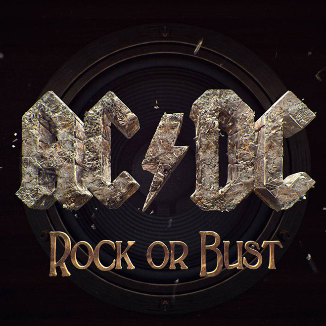 """AC/DC, """"Rock or Bust"""""""