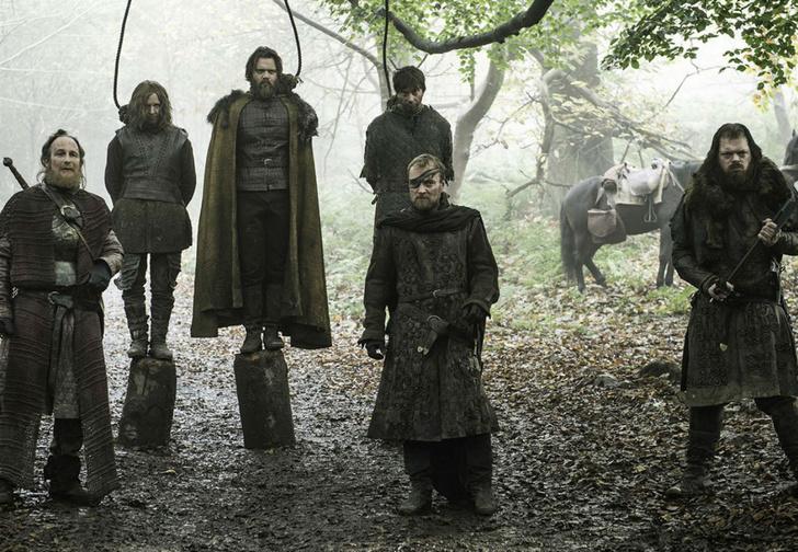 Фото №1 - Все смерти «Игры престолов» в одном ролике!