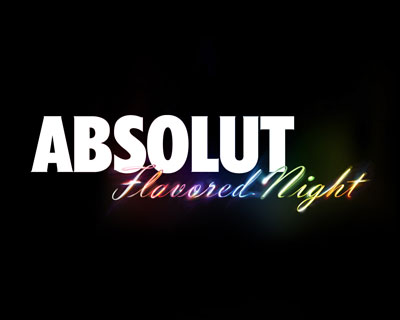 Фото №1 - ABSOLUT FLAVORED NIGHT