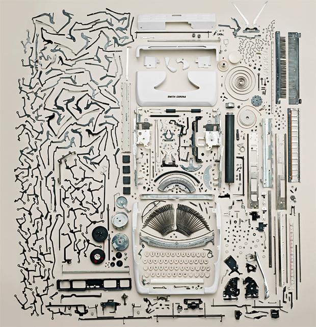Фото №5 - 10 предметов, разобранных на части: от бензопилы до огнетушителя