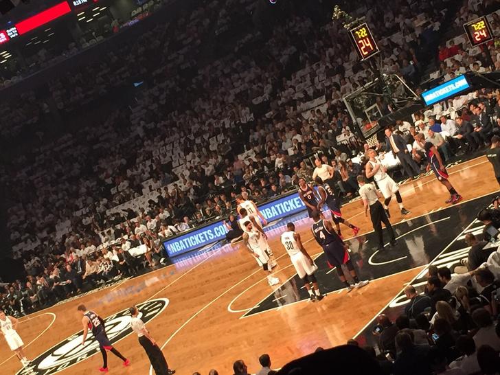 Фото №25 - Один день русского баскетболиста в НБА