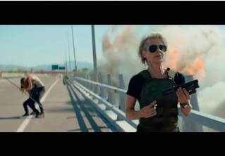 Съемочный ролик нового «Терминатора» выглядел зажигательнее трейлера