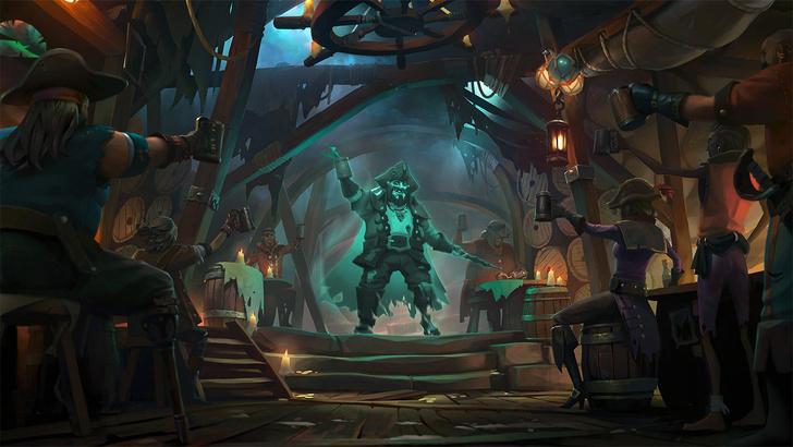 Главная пиратская игра весны Sea of Thieves — и еще пять ретро игр, если ее покажется мало