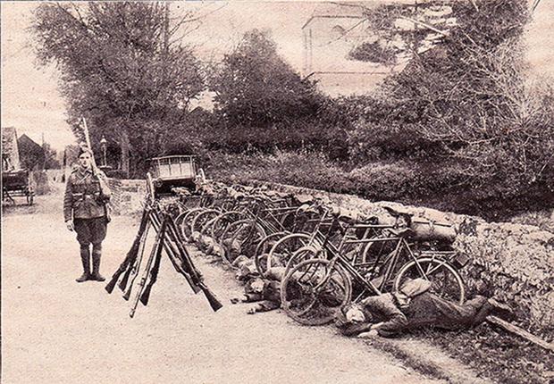 Фото №16 - Непридуманная история велосипедных войск
