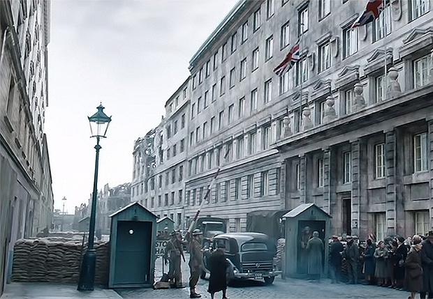 Фото №1 - Кира Найтли и разрушенная Германия в трейлере фильма «Последствия»