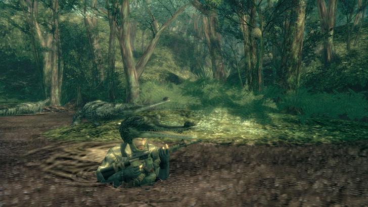 Фото №6 - Краткая история видеоигр на примере культовой серии Metal Gear Solid