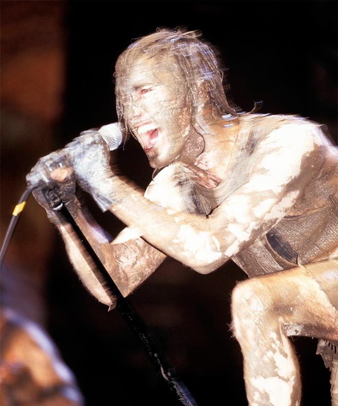 Трент Резнор, Nine Inch Nails