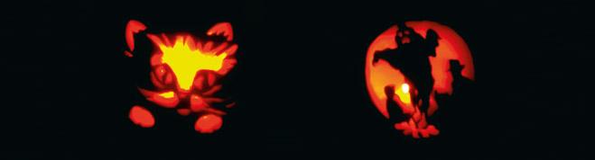 Фото №8 - Как посеять страх и ужас среди участников хэллоуинской вечеринки