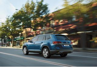 Большой малый: внедорожник Volkswagen Teramont