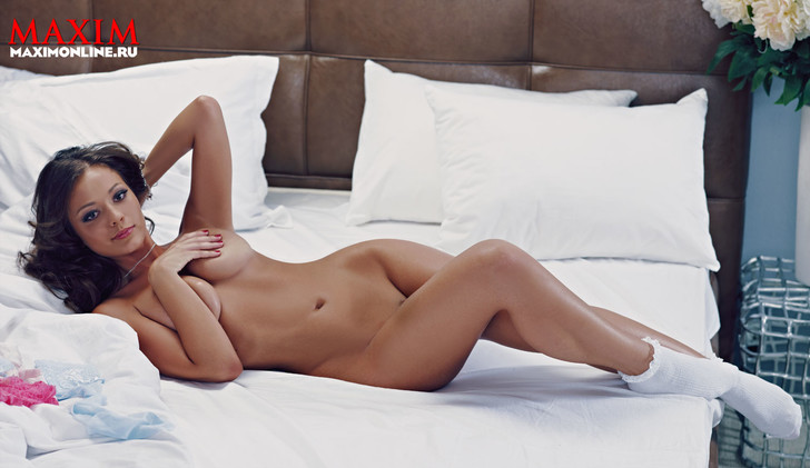 Карина Гурина, модель