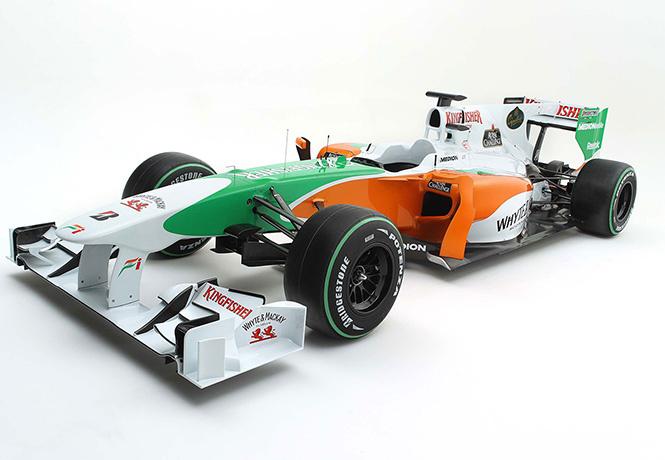 Похищен руль болида «Формула 1» стоимостью 100 тысяч евро!