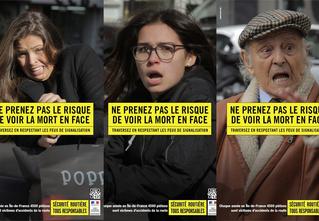 Твое лицо, когда тебя сбивает машина: жесткая акция против пешеходов-нарушителей