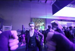 Видео недели: беспредел на ИгроМире 2013