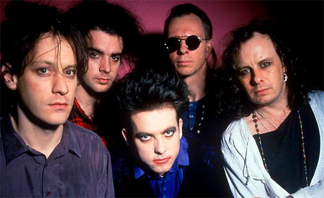 Фото №2 - 15 фактов о группе The Cure
