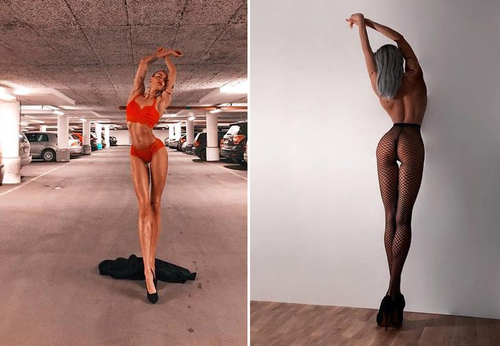 Фото №1 - «Краса России», шведская модель с самыи длинными ногами и другие самые соблазнительные девушки недели