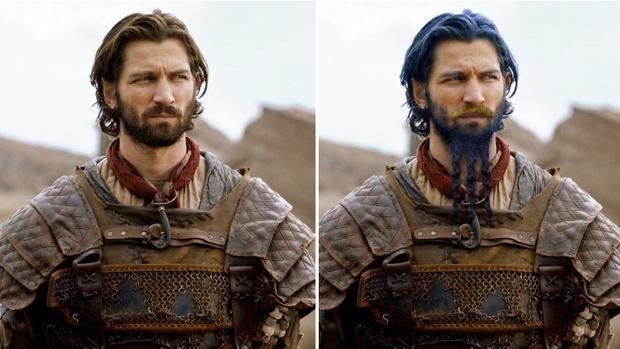 Фото №4 - Как на самом деле должны выглядеть персонажи «Игры престолов»