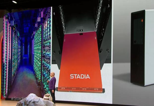 Фото №1 - Google представил сервис Stadia, позволяющий играть в топовые игры прямо в браузере