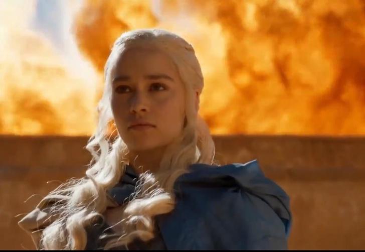 Фото №1 - Яркие моменты всех серий «Игры престолов» в одном видео