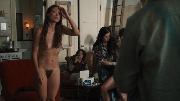 Фото №10 - Скромная Оливия Уайлд полностью обнажилась в сериале «Винил»