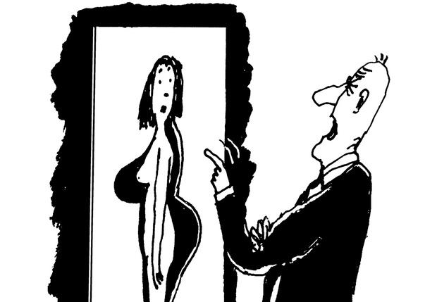 Фото №19 - Вредносутра! Вредные советы про секс для тех, кто хочет произвести на партнершу неизгладимое впечатление
