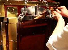 Разоблачение фокуса «Освобождение из китайской водяной камеры пыток»